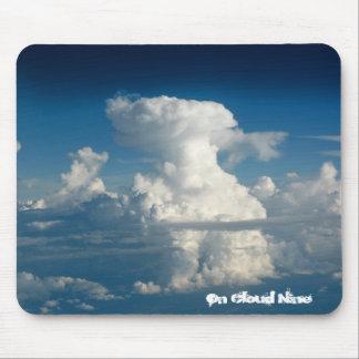 On Cloud Nine Mousepad