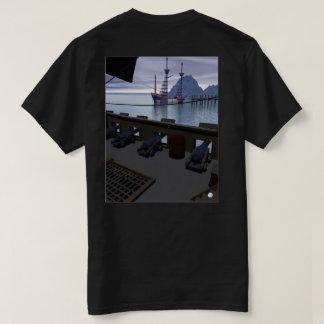 On Deck Black T Shirt