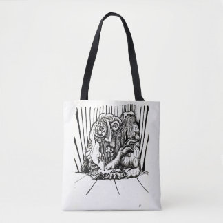 On Edge, by Brian Benson Tote Bag