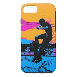 On Edge - Skateboarder iPhone 8/7 Case