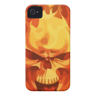 On Fire Case-Mate iPhone 4 Case