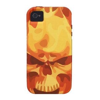 On Fire iPhone 4/4S Case