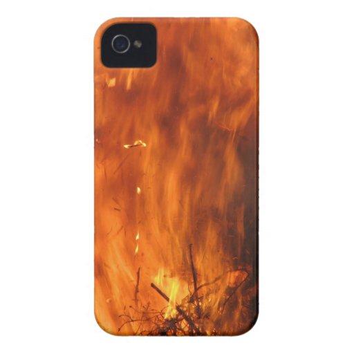 On Fire Case-Mate Blackberry Case