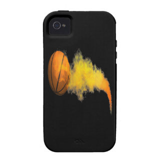 On Fire iPhone 4 Covers