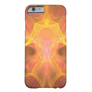 On Fire Ink Devil Fractal Design iPone 6 Case