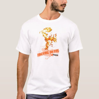 ON FIRE TRICKING T-Shirt