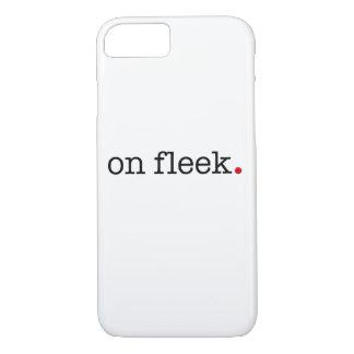 on fleek iPhone 8/7 case