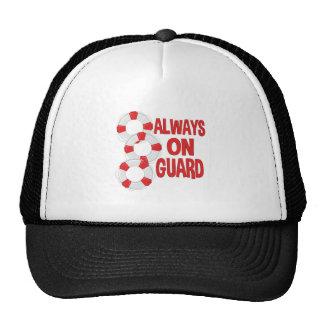 On Guard Cap