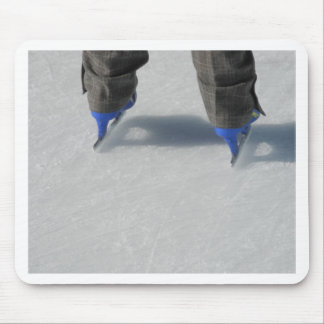 on Ice Mouse Pad