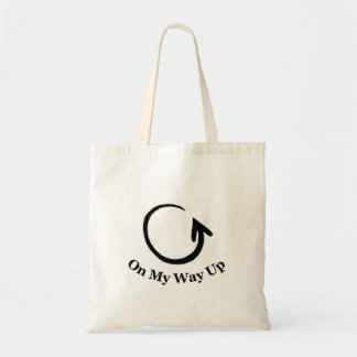 On My Way Up Tote Bag