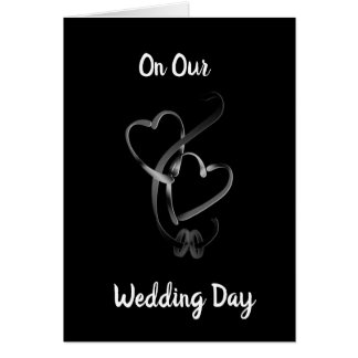 ***ON OUR WEDDING DAY*** TO YOUR FUTURE SPOUSE CARD