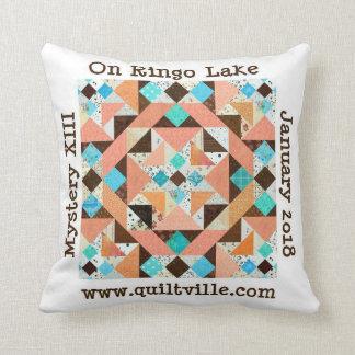 On Ringo Lake pillow