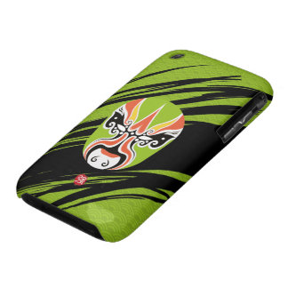 On Sale!! Samsung Mobile Gift - Chinese Opera Mask Case-Mate iPhone 3 Cases