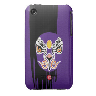 On Sale!!Samsung Mobile Gift - Chinese Opera Mask iPhone 3 Case