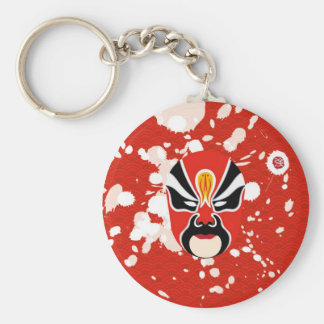 On Sale !! Unique Chinese Art Keychain