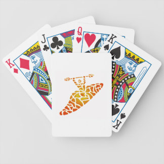 ON SUNNY DAYS BICYCLE PLAYING CARDS