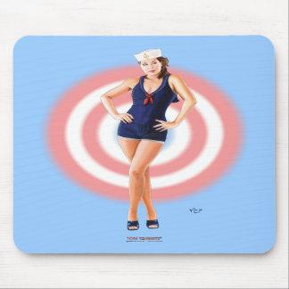 On Target mousepad