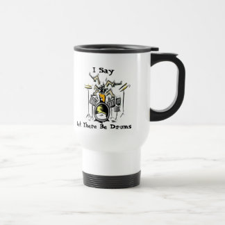 On The 1st Day Stainless Steel Travel Mug