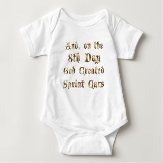 On the 8th day / Any Baby Bodysuit