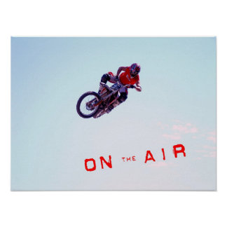 On the Air Poster