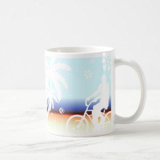 On the Beach Coffee Mugs