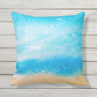 'On the Beach' Outdoor Cushion