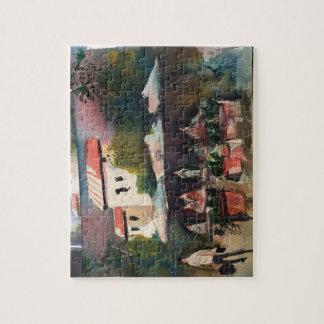On the boulevard jigsaw puzzle