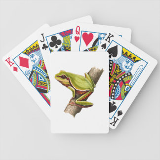 ON THE EDGE BICYCLE PLAYING CARDS