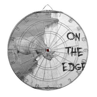 On The Edge Dartboard