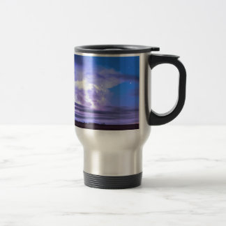On_The_Edge_Of_A_Storm Travel Mug