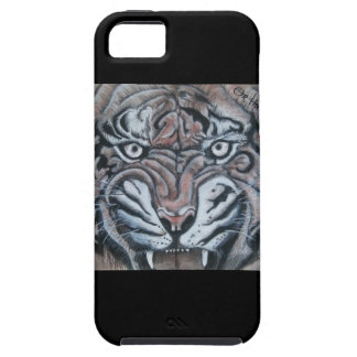 On The Edge-Tiger Case For The iPhone 5