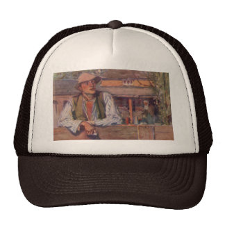 On The Fence Hat