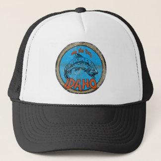 ON THE FLY IDAHO TRUCKER HAT
