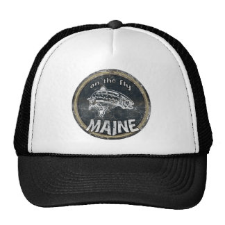 ON THE FLY MAINE CAP