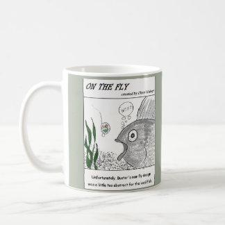 On The Fly -WTF mug