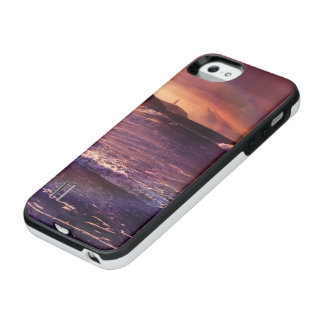 On the Horizon of the Infinite Fractalscape iPhone SE/5/5s Battery Case
