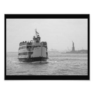 On The Hudson Photo Print