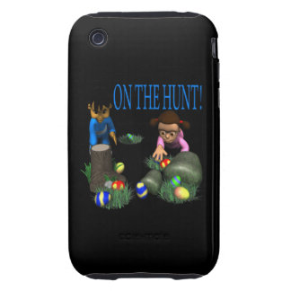 On The Hunt Tough iPhone 3 Covers