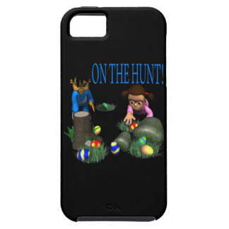 On The Hunt Tough iPhone 5 Case
