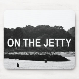 On The Jetty Mouse Pad