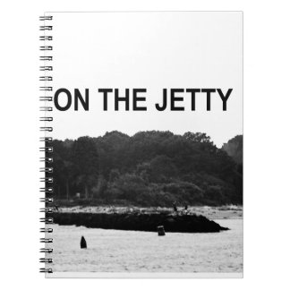 On The Jetty Notebooks