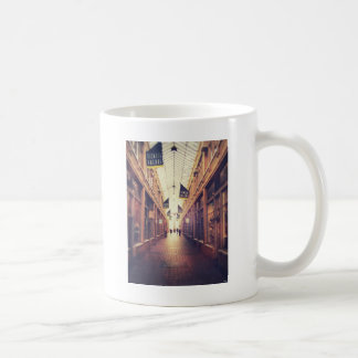 On The Mall Basic White Mug