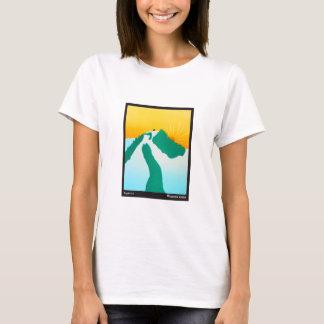 On the Mountain - Stephen Huneck T-Shirt
