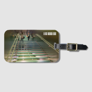 On The Move Luggage Tags