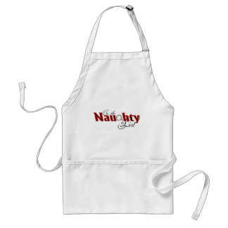 On the Naughty List Standard Apron