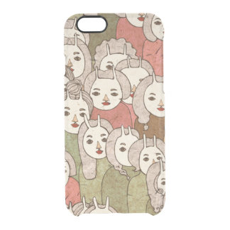 On the platform 2012 clear iPhone 6/6S case