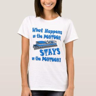 On The Pontoon T-Shirt