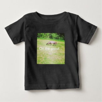 On the prowl... baby T-Shirt
