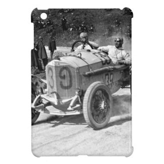 On The Racetrack 1922 iPad Mini Cover