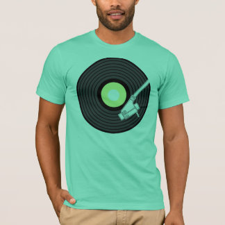 On the record T-Shirt